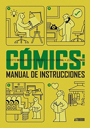 Cómics: manual de instrucciones (Astiberri Ensayo)