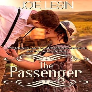 The Passenger audiobook cover art