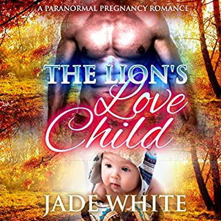The Lion's Love Child audiobook cover art