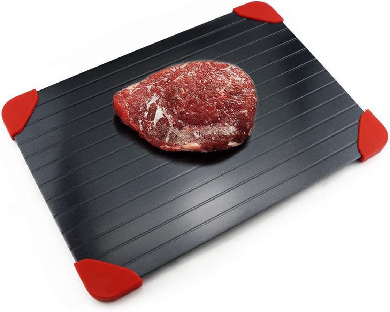 超目玉 Caramella 売れ筋ランキング Bubble Defrosting Tray Meat P Board Thawing