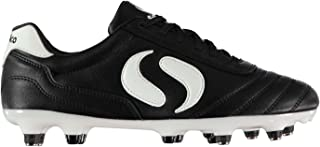 Mens Strike Soft Ground Football Boots Lace up Studs