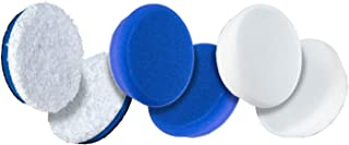 Adam's Premium Polisher Pads Bundle - Expertly Designed to Make Polishing and Paint Correction Easier and Quicker - Color ...