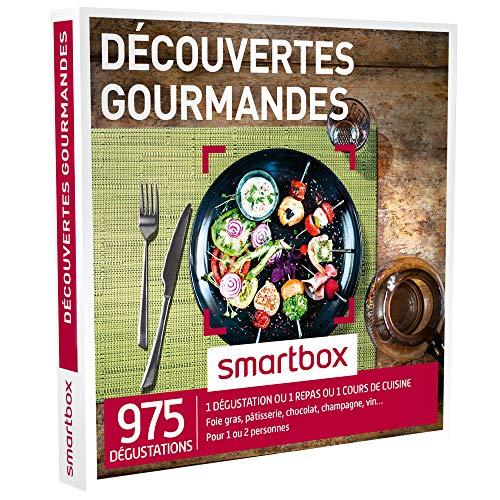 Preisvergleich Produktbild Smartbox Geschenkset Abtropfgitter 975 Verkostungen: Entdeckungen oder Mahlzeiten oder Küchenunterricht