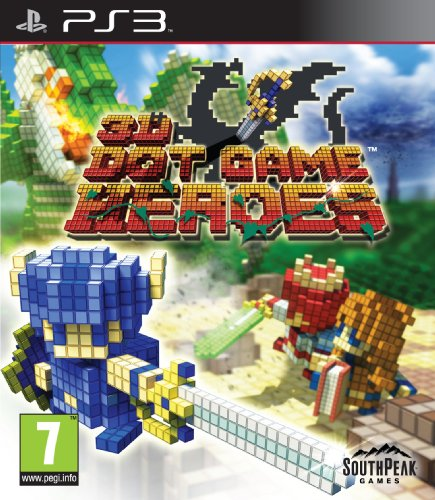 3D Dot Game Heroes [UK Import]