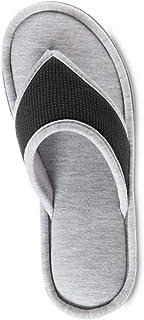 isotoner Women's Waffle Knit Helena Thong Slipper