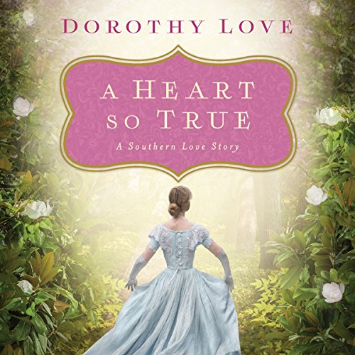 A Heart So True audiobook cover art