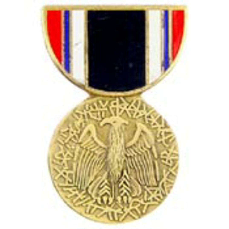 EagleEmblems P15234 Pin-Medal,Prisoner of War (1-3/16'')