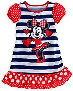 Minnie Mouse Striped Nightshirt