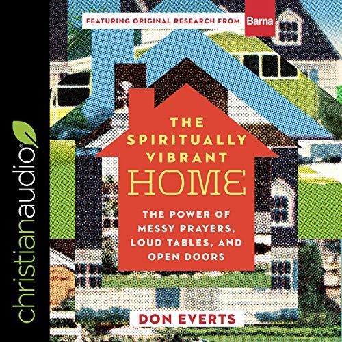 The Spiritually Vibrant Home cover art