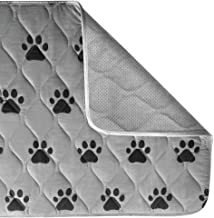 Gorilla Grip Original Waterproof Pad and Bed Mat for Dogs, Washable, Reusable Pee Pads for Dog Crates, Oeko Tex Certified, Puppy Training, Soft Absorbent Furniture Protection Pet Pads, Many Sizes