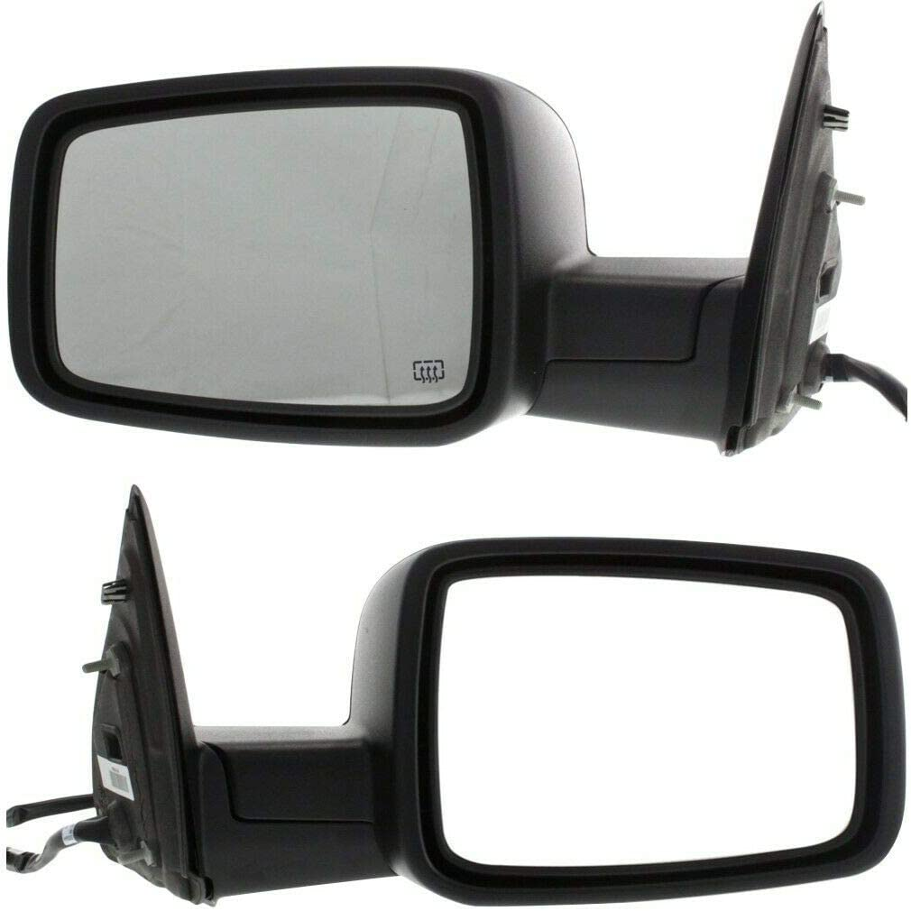 Vooviro Excellent Manual Boston Mall Fold Surprise price Heated Mirror Right Left Power S