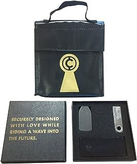 Bitcoinハードウェア財布携帯ケース| Hodl Cryptocurrency BTC Coldストレージ財布ケース|と互換性元帳Nano S、Keepkey、TrezorハードウェアWallets