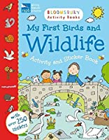 Rspb My First Birds and Wildlife Activity and Sticker Book (Chameleons)