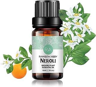 Neroli Essential Oil 100% Pure Oganic Plant Natrual Flower Essential Oil for Diffuser Message Skin Care Sleep - 10ML