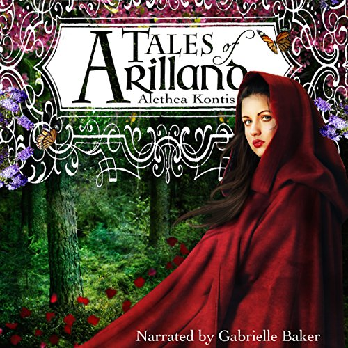 Tales of Arilland audiobook cover art