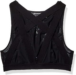 Alo Yoga Womens Workout Sports Bra One Size Black