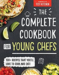 small A complete cookbook for young chefs: over 100 recipes you'll love to cook and eat