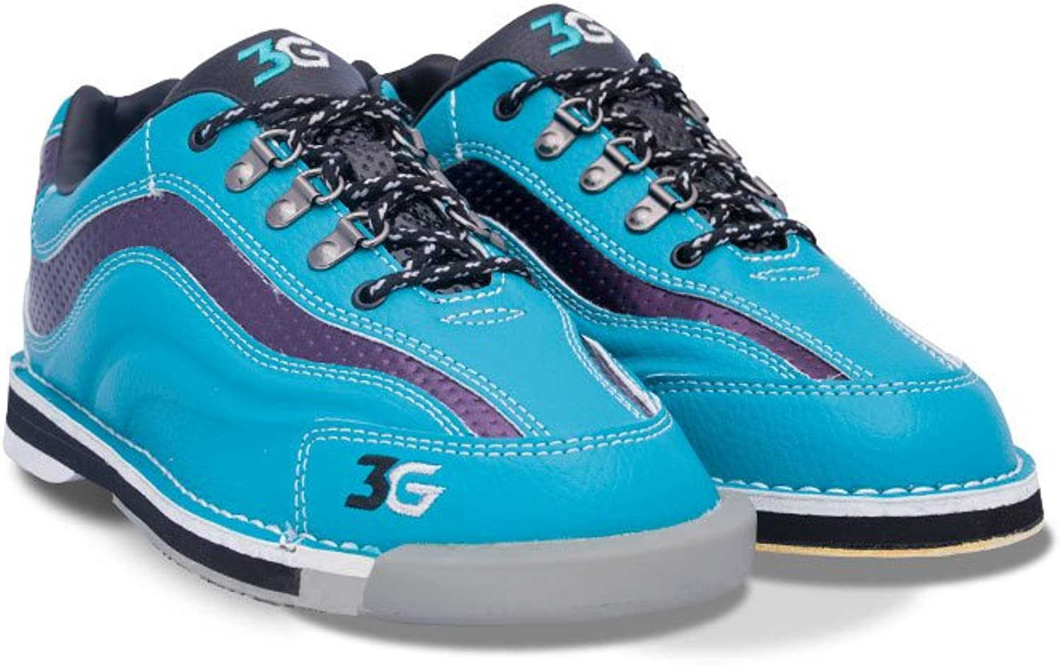 3G Ladies Sport Ultra Bowling skor Right Hand - Teal Teal Teal  lila  onlinebutik