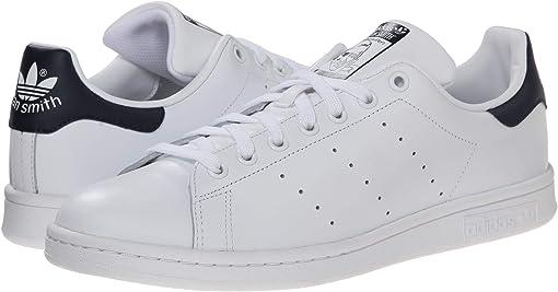 White/White/Navy