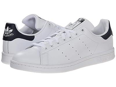 adidas Originals Stan Smith (White/White/Navy) Men