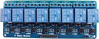 8 Channel DC 5V Relay Module with Optocoupler for Raspberry Pi Arduino UNO R3 MEGA 2560 1280 DSP ARM PIC AVR STM32