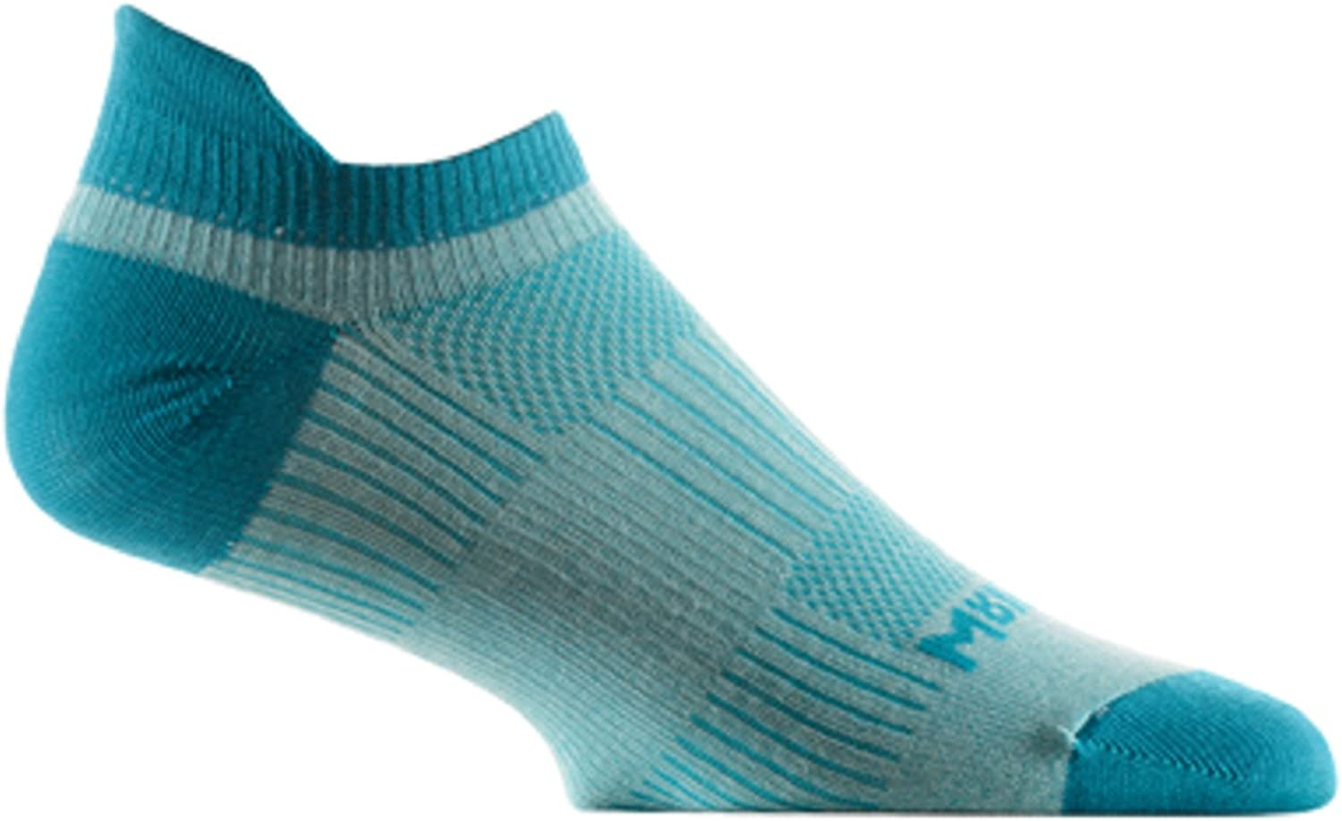 Wrightsock Coolmesh II Tab Running Socks  2 Pack