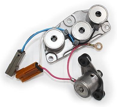 RE4R01A Auto Transmission Solenoid Set 3194041X13 For Nissan Frontier Xterra