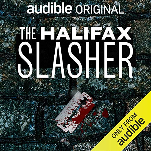 The Halifax Slasher cover art