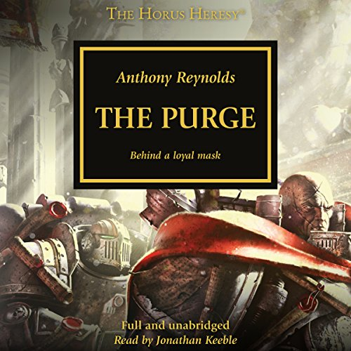 The Purge audiobook cover art