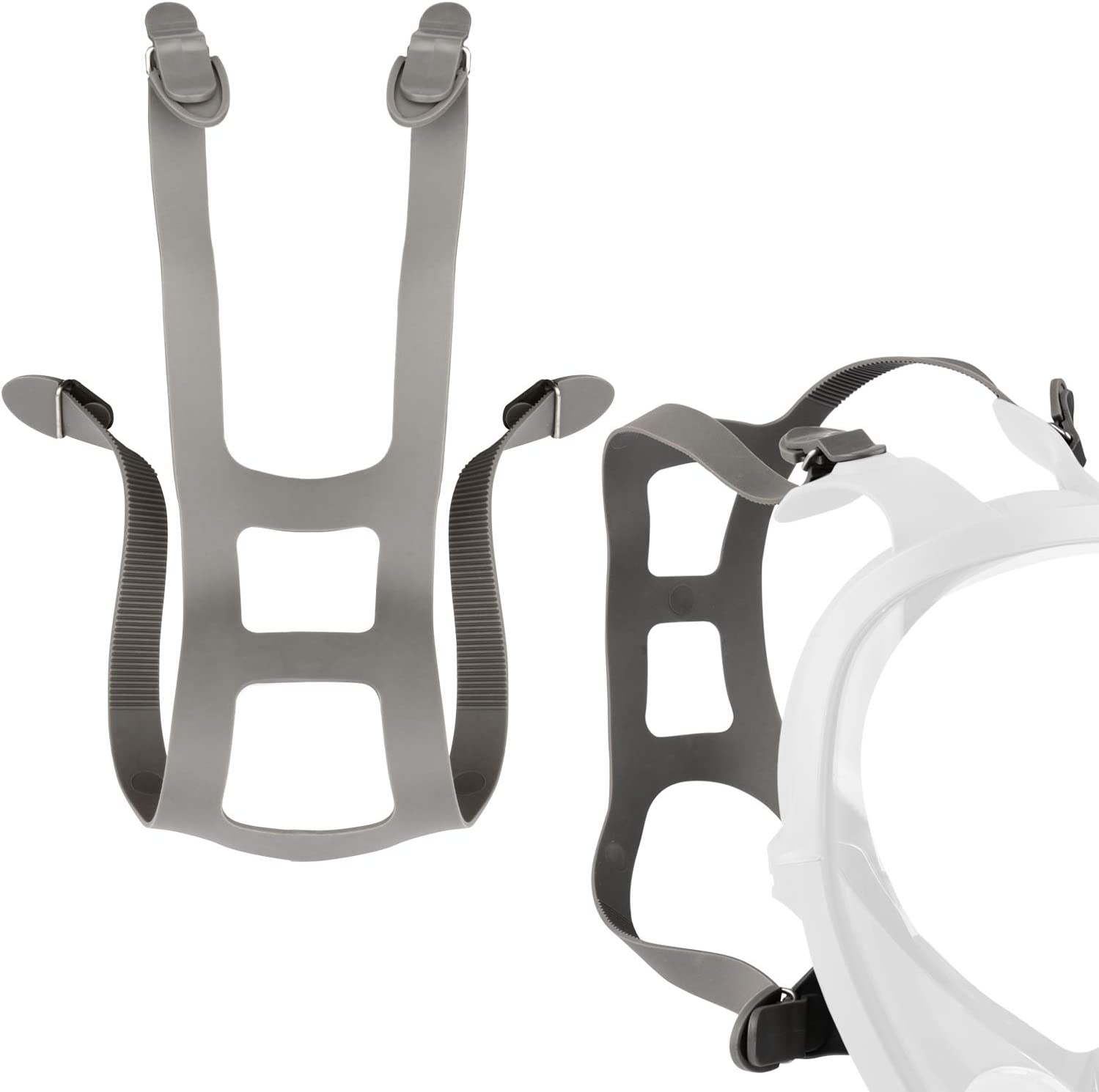 2021 new Impresa 2 Pack Head Ranking TOP15 Harness Strap Compatible 3M Full Facep with