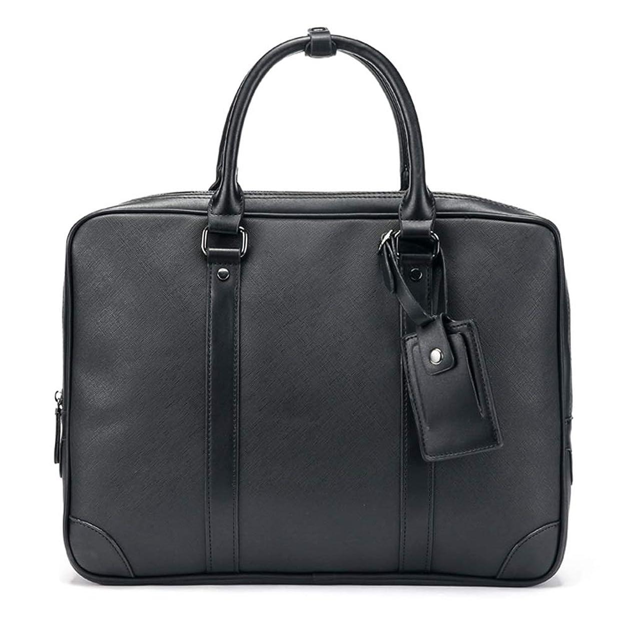 弾薬日帰り旅行に熟読するyasushoji ビジネスバック 2WAY パソコンバッグ 防水 大容量 通勤 ブリーフケース かばん 鞄 手提げ