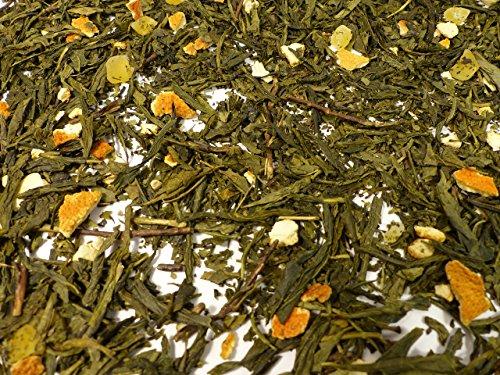 Mango Orange Grüner Tee Naturideen® 100g