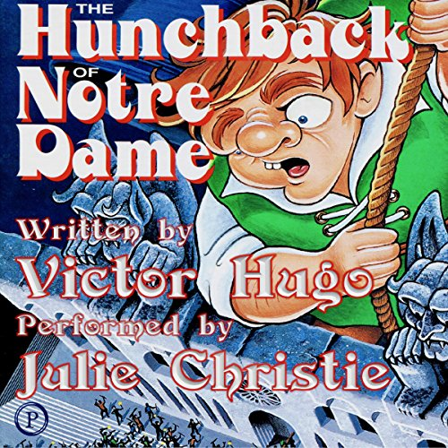 The Hunchback of Notre Dame cover art