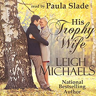 His Trophy Wife audiobook cover art
