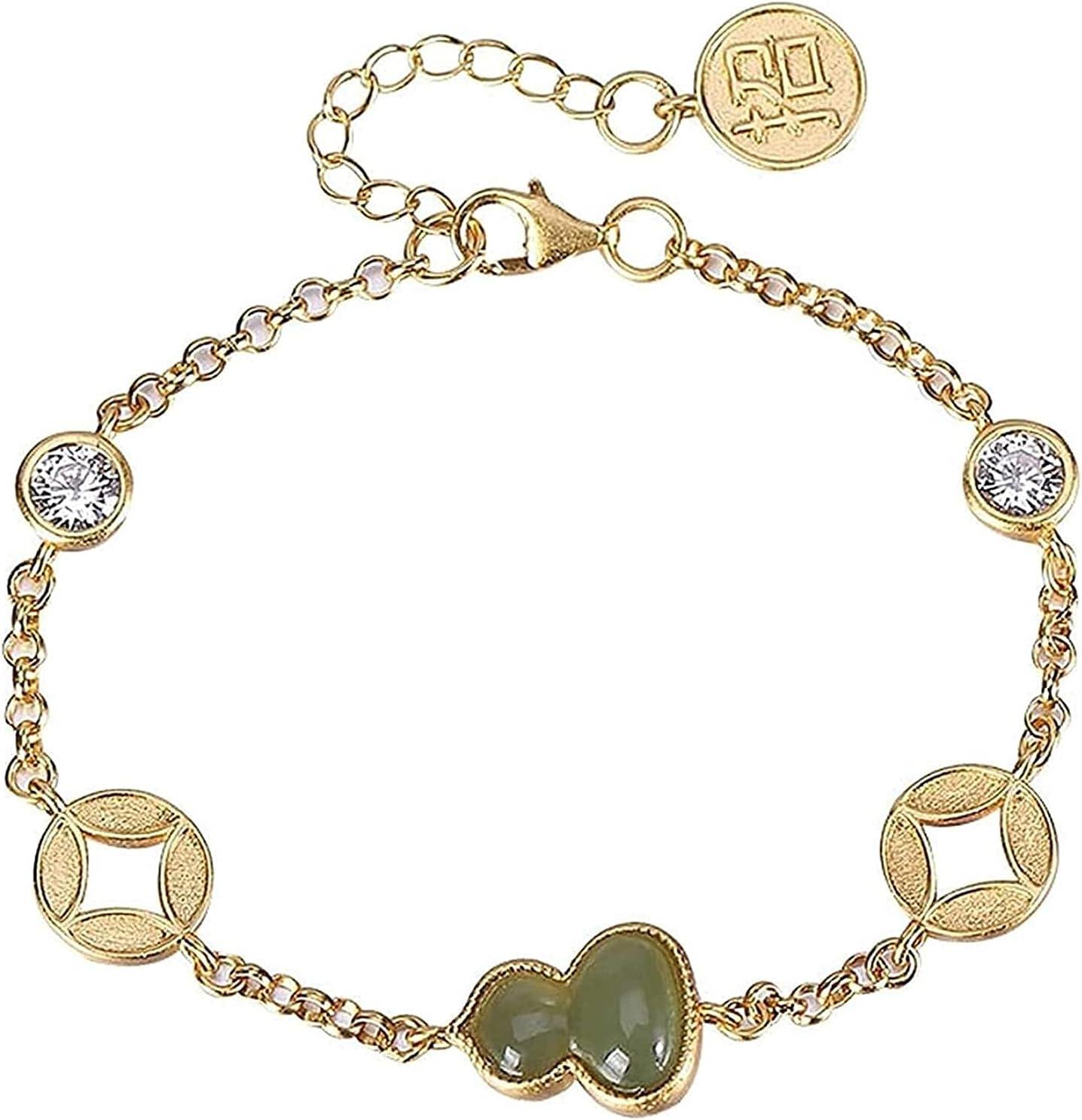 JKUFBE Arlington Mall Feng Max 81% OFF Shui Bead Sterling S925 Bracelet