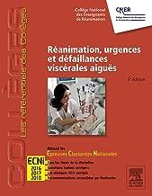 Réanimation, urgences et défaillances viscérales aiguës: Réussir les ECNi (French Edition)