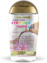 OGX Extra Strength Damage Remedy + Coconut Miracle Oil Penetrating Oil, 3.3 Ounce