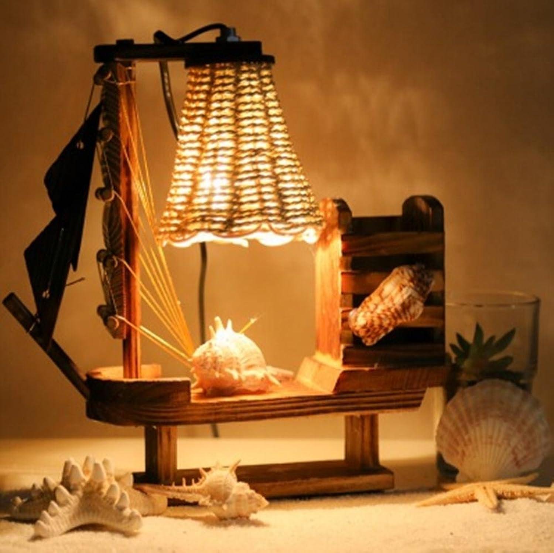 OOFWY Weaving Gitarre Tischlampe Schlafzimmer Schlafzimmer Schlafzimmer Wohnzimmer Nachttischlampe Retro Style Clock Kreative Dekorative Leuchten, c B074CSD6LZ | König der Quantität  e44437