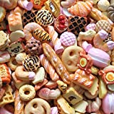 JAGENIE Resin Charms Beads Accessories DIY Phone Shell Jewelry Slime Filler Doll House 10