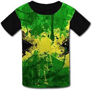 sdfasdfafd T-Shirts Hemden Jungen Tops, Shirt for Youth & Kids Short Sleeve T-Shirts Top Tees Black Sabbath Boys Girls Tshirt