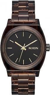 Nixon Time Teller Watch A1214400 Woman Black