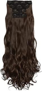 Best long wavy brown hair Reviews