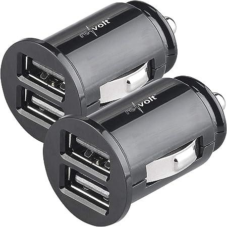 Revolt Usb Adapter 12 Volt 2er Set Kompakte Elektronik