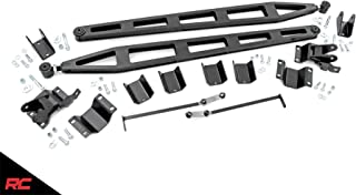 Rough Country Traction Bar Kit (fits) 2003-2013 RAM Truck 2500 4WD w/ 0-5