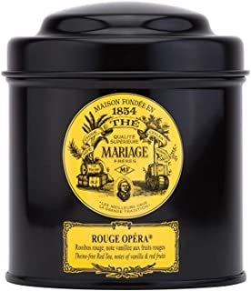 Mariage Freres, ROUGE OPÉRA Red tea Rooibos red fruits & vanilla fragrance