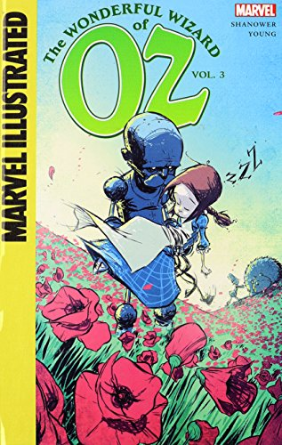 the wizard of oz marvel - 6