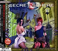 Sweet Blood Theory by Secret Sphere (2008-05-21)