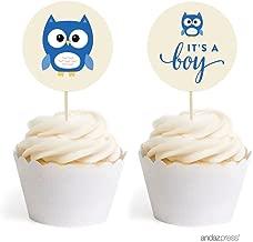 Best owl cupcake kit Reviews