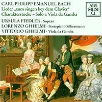 C.P.E.Bach;Lieder