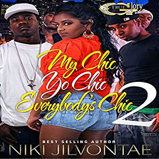 My Chic, Yo Chic...Everybody Chic 2 audiobook cover art